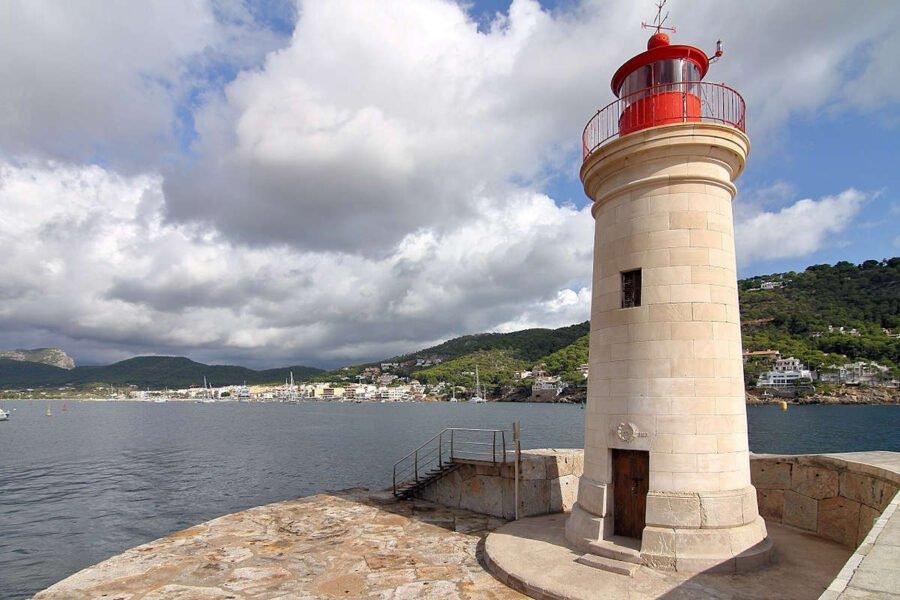 Faro de Port de Andratx