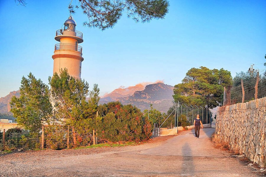 Faro de Punta de Sa Creu