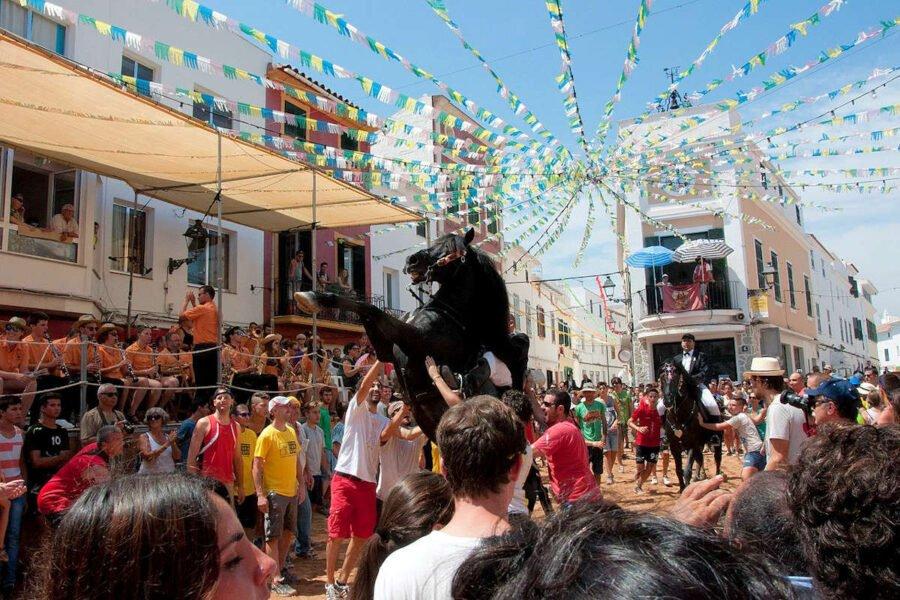 Festividades en Es Mercadal