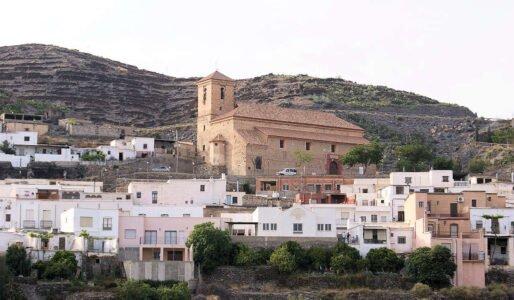 GÉRGAL-Pueblos más bonitos de Almería
