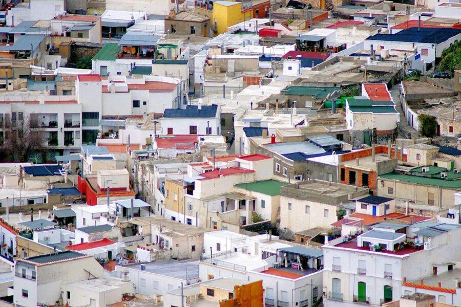 Gérgal en Almería
