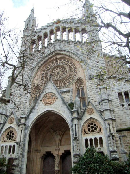 Iglesia barroca de Sant Bartomeu