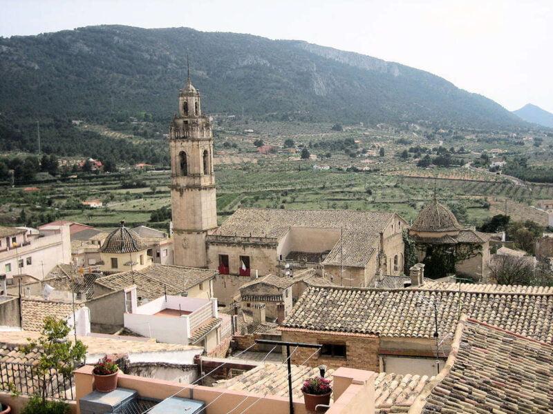 Iglesia de Nuestra Señora de la Asunción en Biar