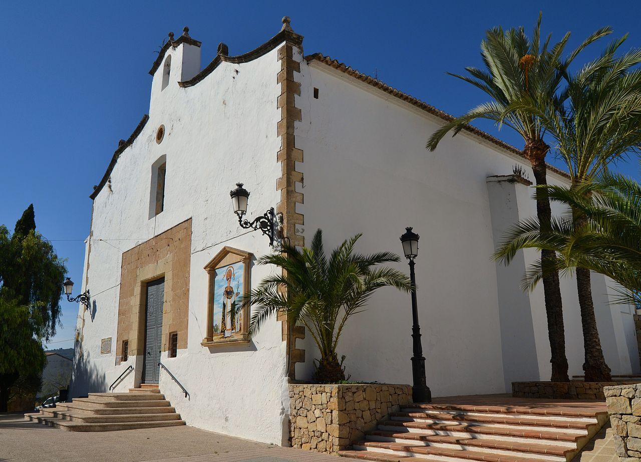 Iglesia-de-Santa-Caterina-Teulada-Moraira