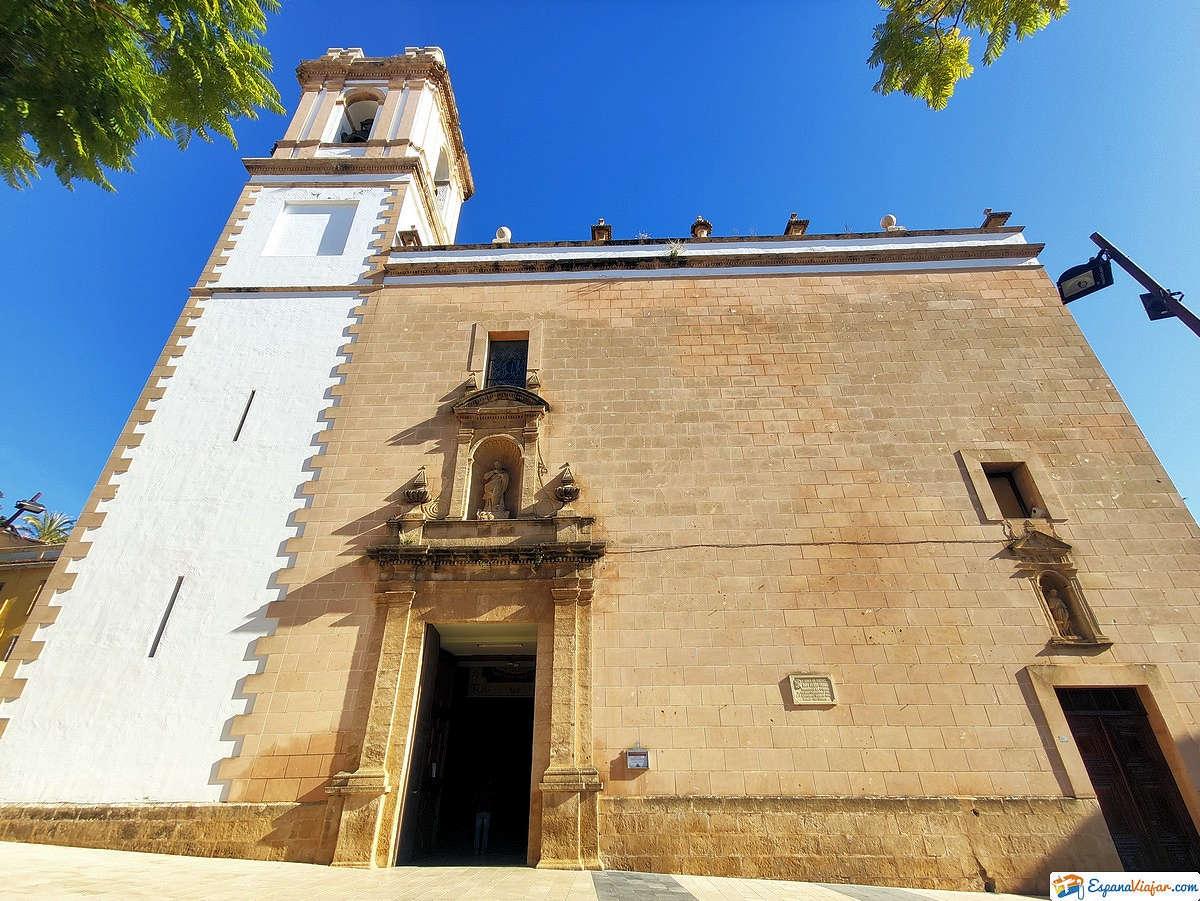 Iglesia-de-la-Asunción-Denia-Alicante