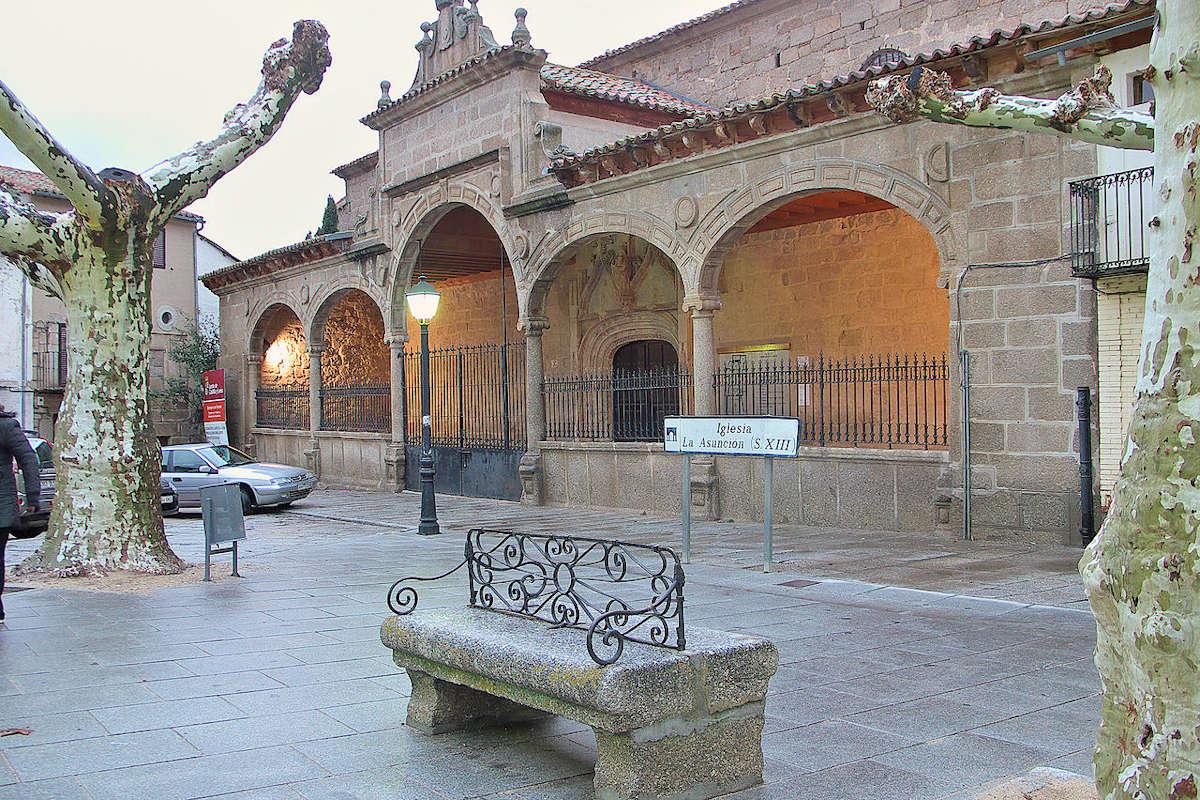 Iglesia-Santa-Maria-La-Mayor-Piedrahita-Ávila