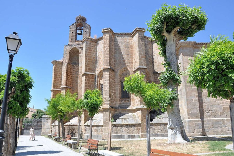 Iglesia de la Asunción en Barco de Ávila