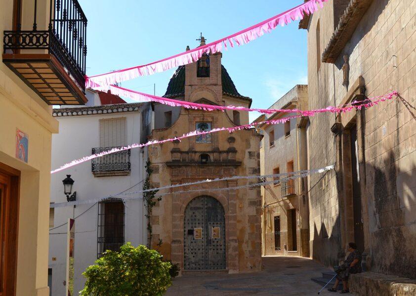 Iglesia de la Divina Pastora-Teulada-Moraira