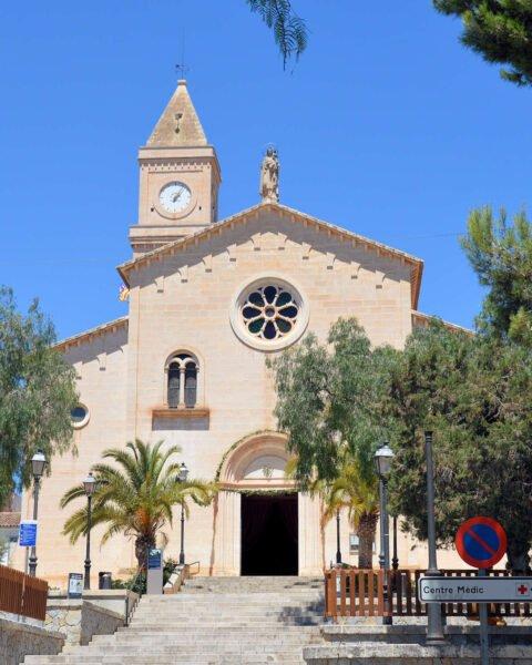 Iglesia de la Mare de Déu del Carmen