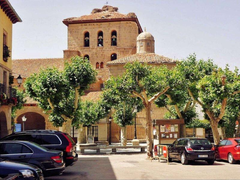 Iglesia parroquial de Nuestra Señora de la Asunción en Piedrahíta