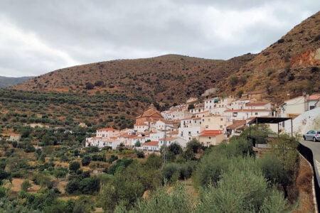 LAROYA-Pueblos más bonitos de Almería