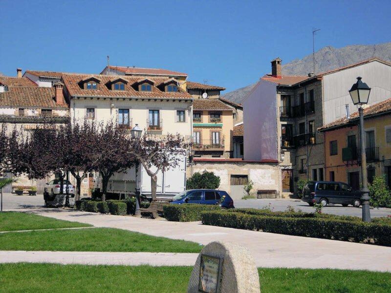 Mombeltrán en Ávila