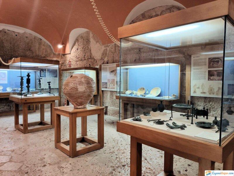 Museo Arqueológico del Castillo de Dénia