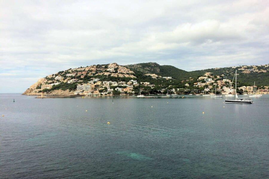 Port de Andratx en Mallorca