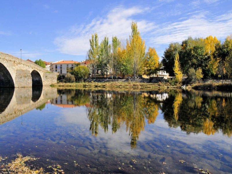 Puente en Barco de Ávila