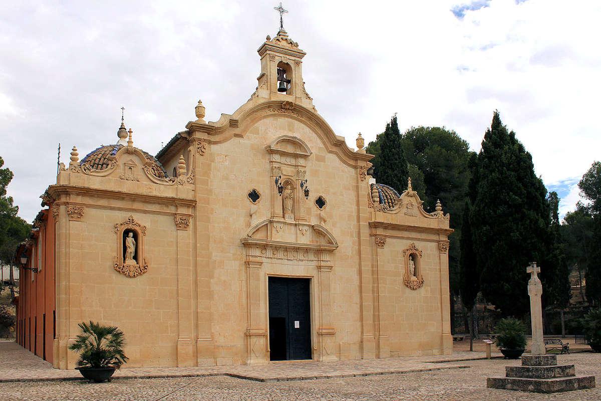 Santuario-de-Nuestra-Señora-de-Gracia- Patrona-de-Biar
