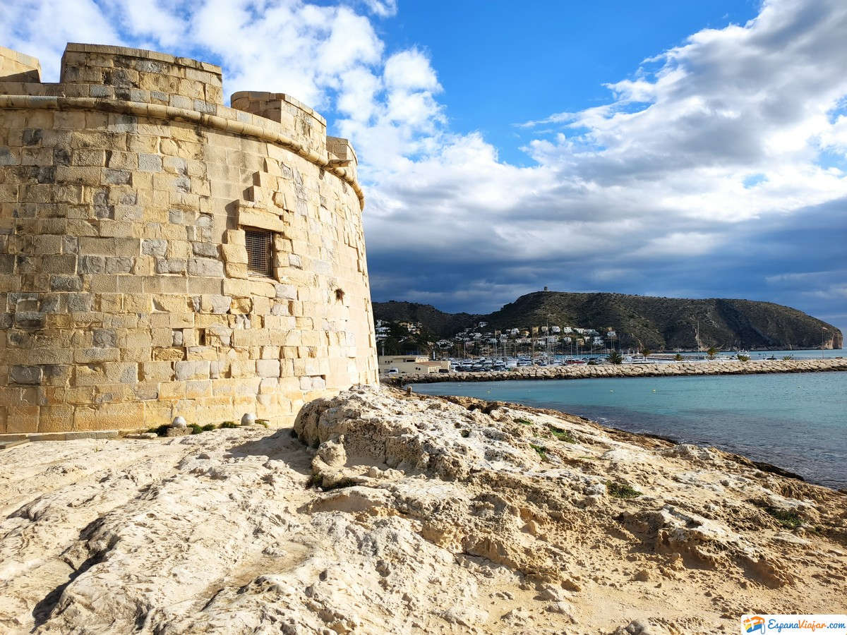 TEULADA-MORAIRA-Pueblos de Alicante