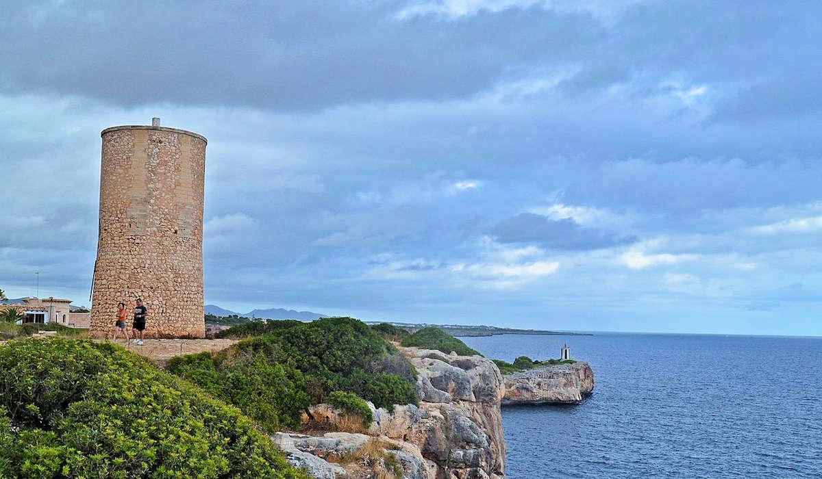 playa-porto-Cristo-Mallorca
