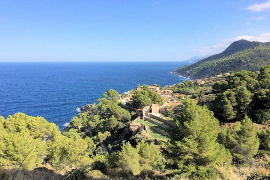 Visita Estellencs en Mallorca