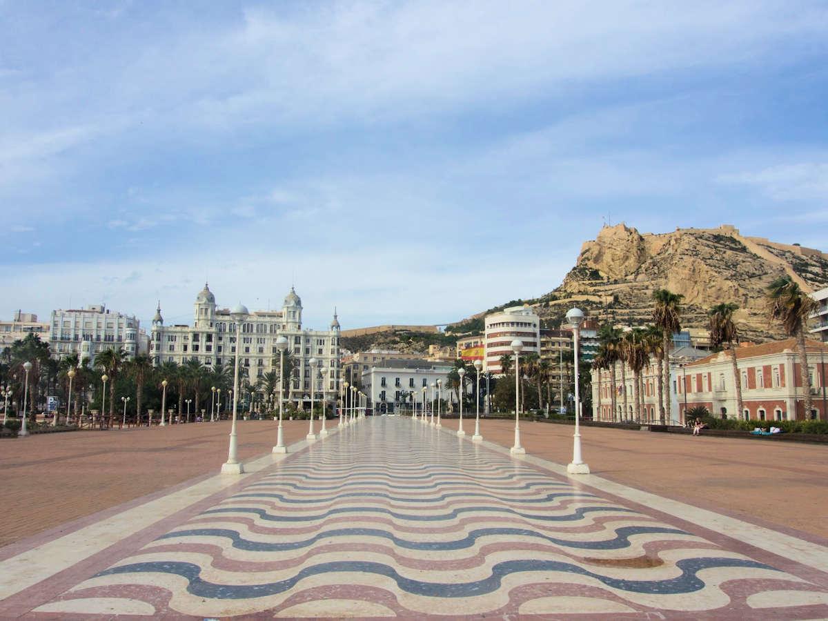 ALICANTE-Ciudades de España
