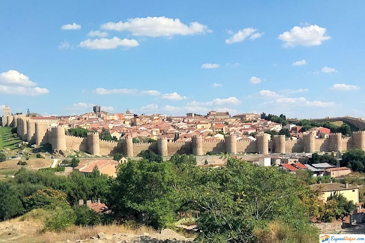 ÁVILA-Ciudades de España