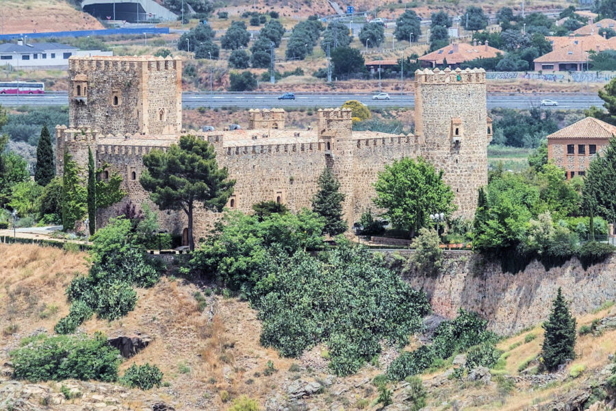 Albergue Castillo San Servando