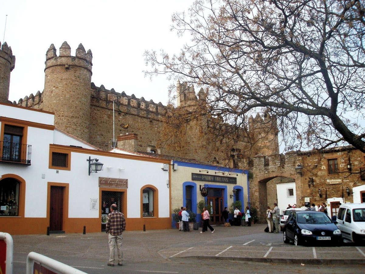 Torre-Homenaje-Palacio-Duques-de-Feria-Zafra