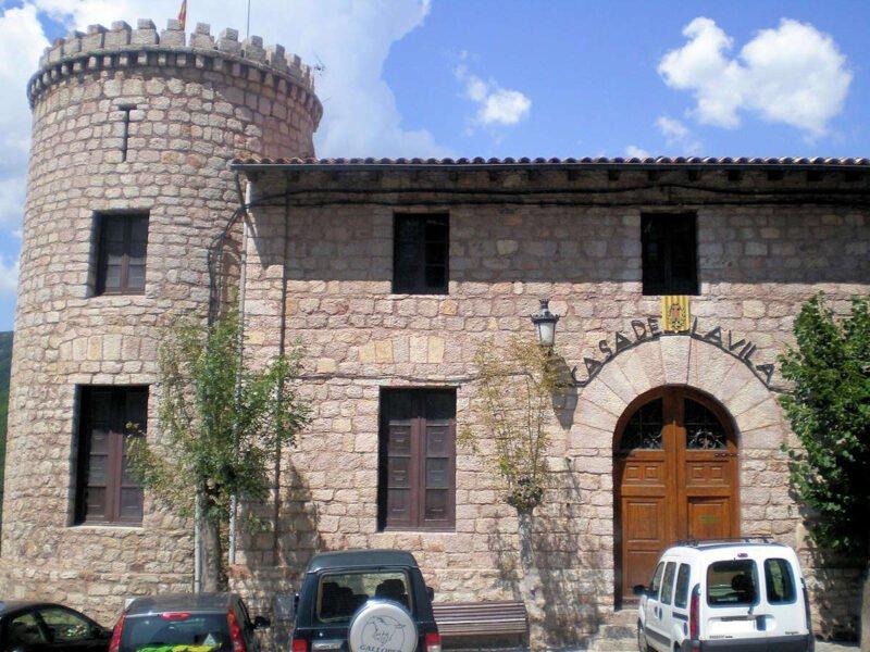 Ayuntamiento de Castellar de N'hug