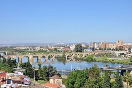 BADAJOZ-Ciudad de España
