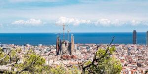 BARCELONA-Ciudad de España