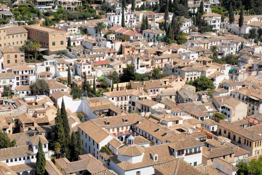Barrio de Albaicín