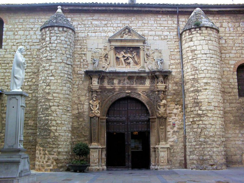 Basílica Menor de la Sacra Iglesia Parroquial de San Ildefonso