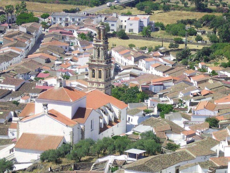 Burguillos del Cerro en Badajoz
