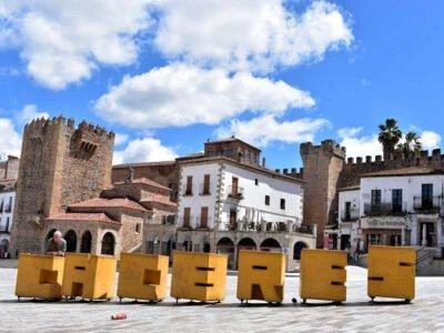 CÁCERES-Ciudad de España