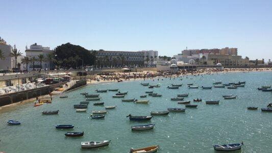 Cádiz. Ciudad de España