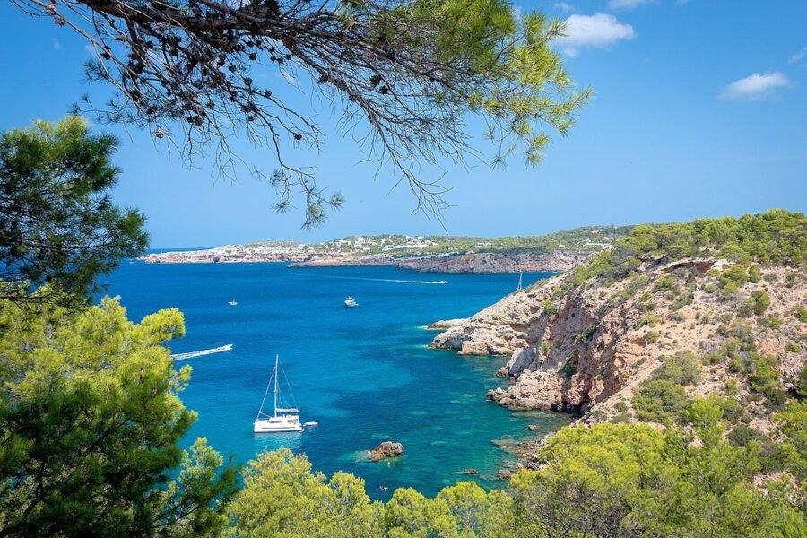 Cala Molí en Ibiza