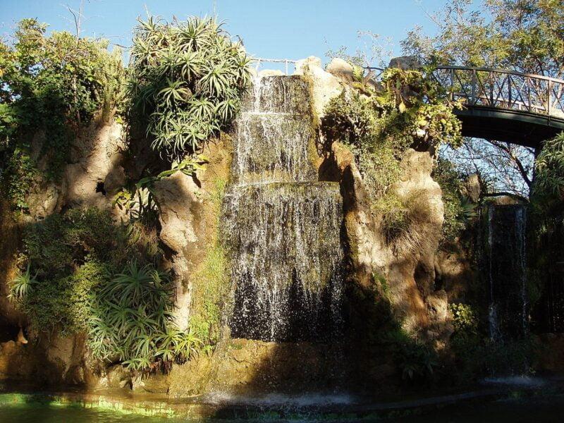 Cascada-del-Parque-Genoves-de-Cadiz