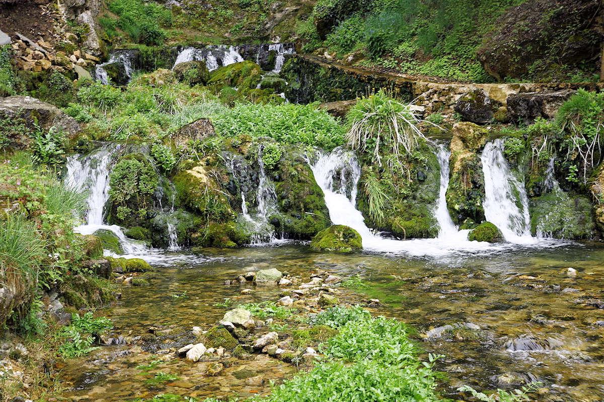 Orbaneja del Castillo-Burgos-Cueva del Agua.