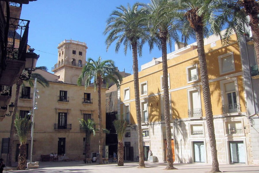 Casco Antiguo de Alicante