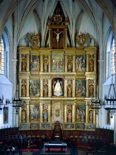 Catedra de Santa María del Prado Ciudad Real