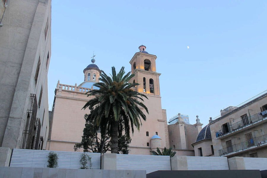 Concatedral de San Nicolás