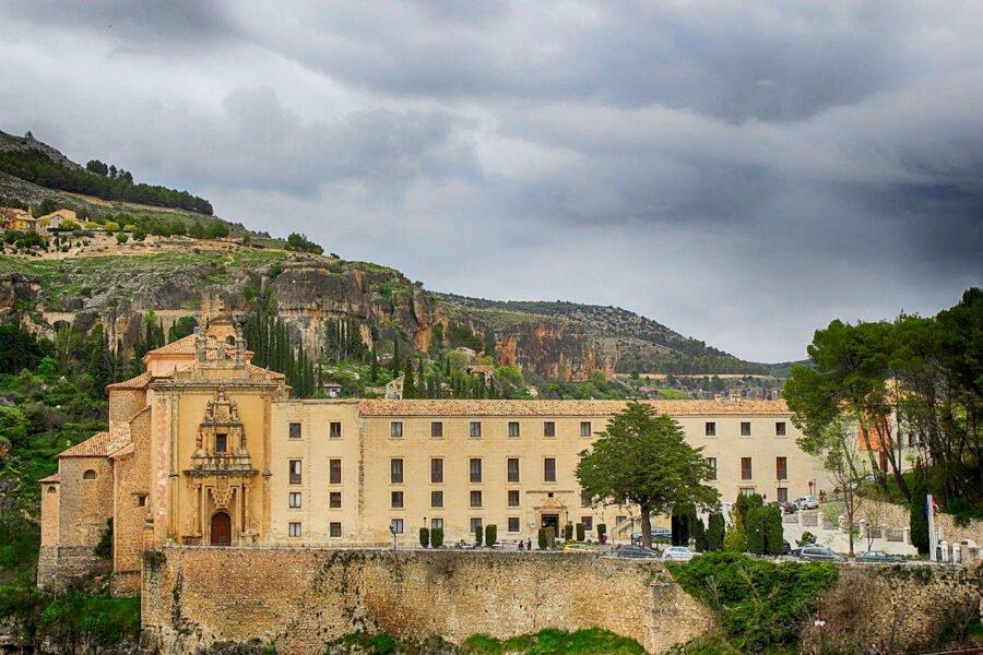 Convento de San Pablo en Cuenca