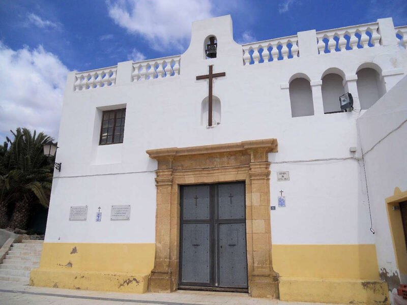 Ermita de Santa Cruz en Alicante