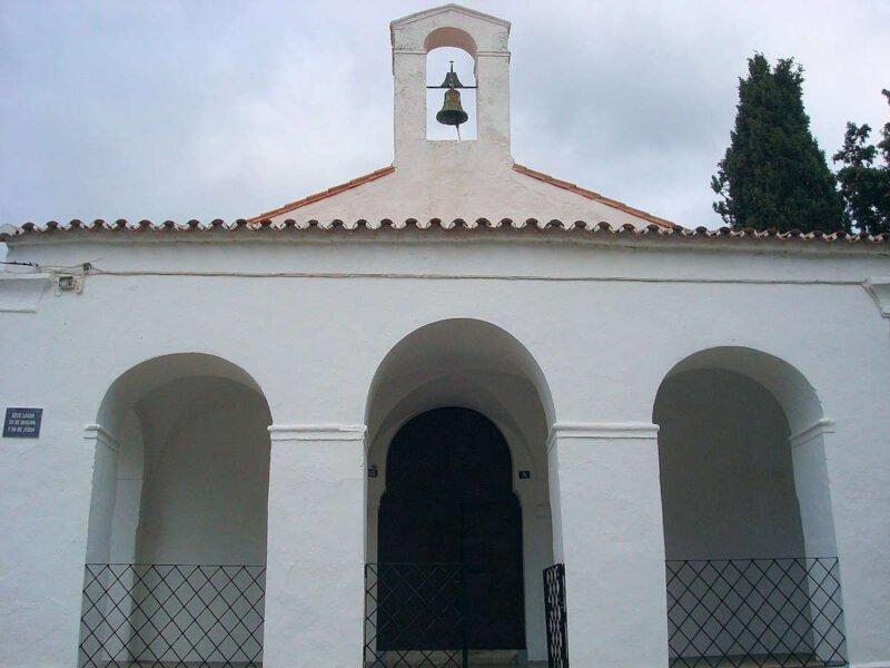 Ermita de los Mártires en Feria