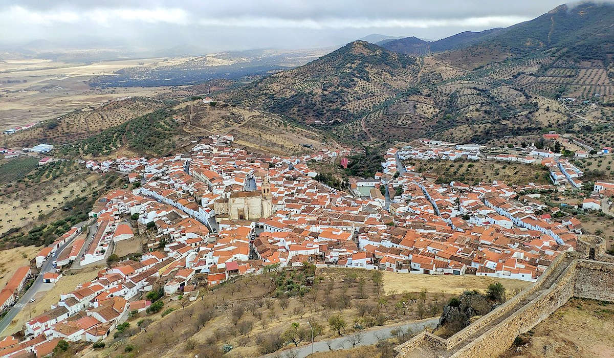 FERIA-Pueblos más bonitos de Badajoz