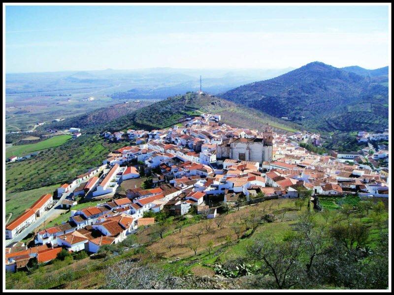 Feria pueblo de Badajoz