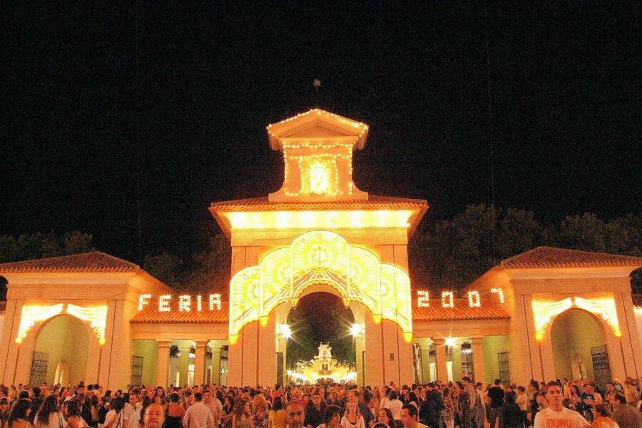 Feria y compras en Albacete