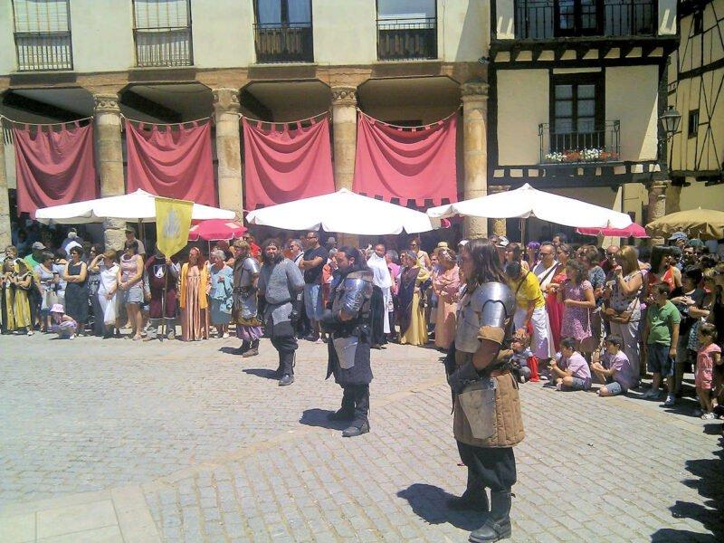 Festividades de Covarrubias