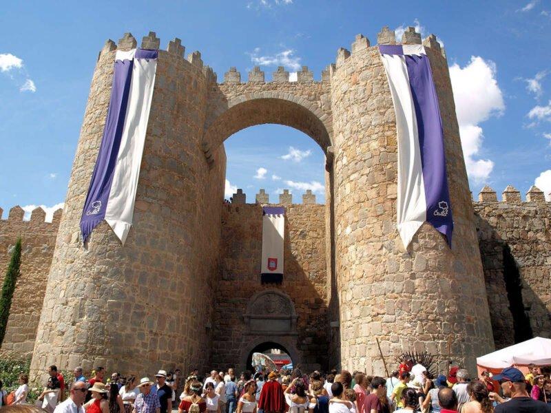 Festividades en Ávila