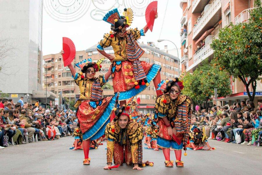 Festividades en Badajoz